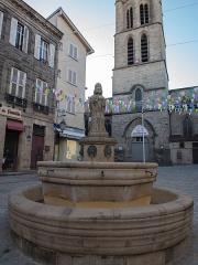 Eglise Saint-Michel-des-Lions -  Église Saint-Michel-des-Lions à Limoges / Limoges - Haute-Vienne - France