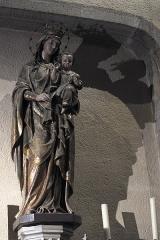 Eglise Saint-Michel-des-Lions - Deutsch: Katholische Pfarrkirche Saint-Michel-des-Lions in Limoges im Département Haute-Vienne (Nouvelle-Aquitaine/Frankreich), Madonna mit Kind