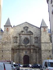 Lycée Gay-Lussac -  jesuits_college_chapel