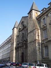 Lycée Gay-Lussac -  jesuits_college_chapel_2