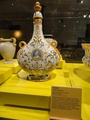 Musée national Adrien Dubouché et Ecole des Arts Décoratifs -  limoges_porcelain_museum_adrien_dubouche_expo_masseot_abaquesne_3