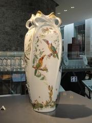 Musée national Adrien Dubouché et Ecole des Arts Décoratifs -  limoges_porcelain_museum_adrien_dubouche_haviland_vase