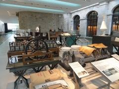Musée national Adrien Dubouché et Ecole des Arts Décoratifs -  limoges_porcelain_museum_adrien_dubouche_machines