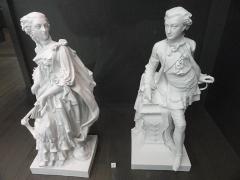 Musée national Adrien Dubouché et Ecole des Arts Décoratifs -  limoges_porcelain_museum_adrien_dubouche_manon_lescaut_chevalier_des_grieux_chabrol_1875