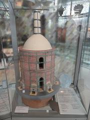 Musée national Adrien Dubouché et Ecole des Arts Décoratifs -  limoges_porcelain_museum_adrien_dubouche_porcelain_oven