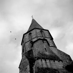 Eglise Saint-Julien - Français:   Église Saint-Sauveur (Rochechouart)