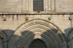 Église collégiale Saint-Léonard - Deutsch: Kirche St-Léonard-de-Noblat in de:Saint-Léonard-de-Noblat im Département Haute-Vienne der Region Limousin (Frankreich)