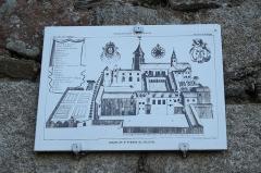 Eglise Saint-Pierre - Deutsch: Ehemalige Abteikirche St-Pierre-St-Paul in Solignac im Département Haute-Vienne (Nouvelle-Aquitaine/Frankreich), Grundriss