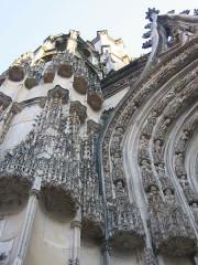 Eglise Notre-Dame - English:   Caudebec-en-Caux, Normandy, church front