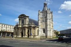 Eglise Notre-Dame - Deutsch: Kathedrale in Le Havre