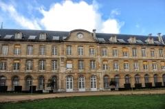 Hôtel de ville -  Le bassin de l'Hôtel de Ville
