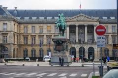 Hôtel de ville -  Rouen 2014