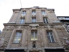 Hôtel de ville - Ancien hôtel de ville rue Thouret