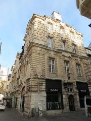 Hôtel de ville - Ancien hôtel-de-ville de Rouen.