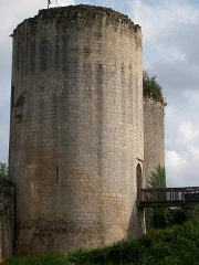 Château du Coudray-Salbart - This building is indexed in the Base Mérimée, a database of architectural heritage maintained by the French Ministry of Culture,under the reference PA00101229 .