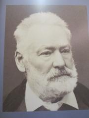 Maison natale de Victor Hugo - Français:   Photographie de Victor Hugo à la fin de sa vie - Maison natale de Victor Hugo