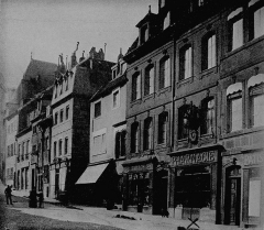 Maison natale de Victor Hugo - English: the house in Besancon where Victor Hugo was born