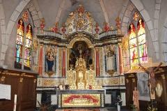 Eglise - Français:   Eglise Saint-Jacques de Chaux-Neuve.