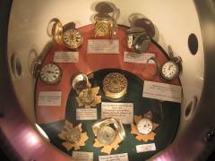 Maison Cuche dite Château Pertusier, actuellement musée de l'Horlogerie du Haut-Doubs - Musée de l'horlogerie de Morteau