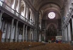 Eglise catholique Saint-Maimboeuf - Français:   Église Saint-Maimbœuf, Montbéliard, Doubs, Franche-Comté, FRANCE