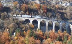 Viaduc - English: Viaduc of Crottes