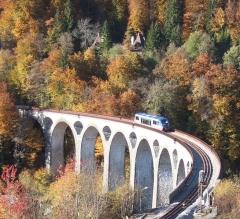 Viaduc - English: Viaduc of Morez