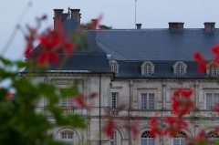 Château - This building is indexed in the Base Mérimée, a database of architectural heritage maintained by the French Ministry of Culture,under the reference PA00102130 .