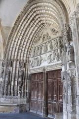 Eglise Notre-Dame - Français:   Basilique Notre-Dame de Gray, Gray, Haute-Saône, Bourgogne-Franche-Comté, France