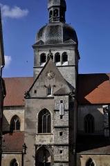Eglise Notre-Dame - Français:   Église Notre-Dame de Gray (Haute Saône).