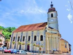 Eglise - Français:   Eglise saint Etienne.