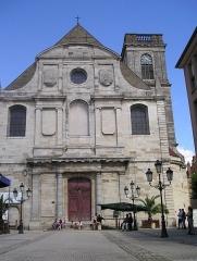 Eglise Saint-Georges - Deutsch: Vesoul, Renaissancekirche St. Georges außen.jpg