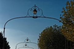 Pont-Vieux - English: Carcassonne - Rue de Pont Vieux - View WNW