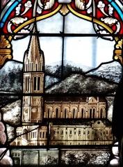 Eglise Saint-Michel - Français:   Espéraza - Église Saint-Michel - Basilique de Lourdes