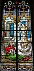 Eglise Saint-Michel - Français:   Espéraza - Église Saint-Michel - Mort de saint Roch