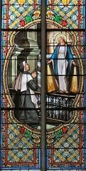 Eglise Saint-Michel - Français:   Espéraza - Église Saint-Michel - Prière à la Vierge