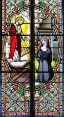 Eglise Saint-Michel - Français:   Espéraza - Église Saint-Michel - Sacré- cœur de Jésus