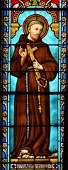 Eglise Saint-Michel - Français:   Espéraza - Église Saint-Michel - Saint François d\'Assise