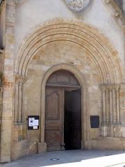 Eglise paroissiale Saint-Martin - Français:   Eglise Saint-Martin de Limoux