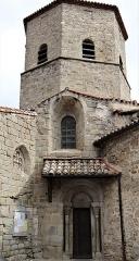 Eglise de l'Assomption - Français:   Rieux-Minervois - Église de l\'Assomption-de-Notre-Dame - Extérieur