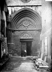 Eglise Saint-Paul, ancienne église des Cordeliers -