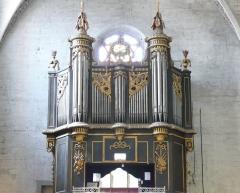 Eglise Saint-Paul, ancienne église des Cordeliers - Français:   façade globale,datant de 1773, de style Versailles
