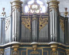 Eglise Saint-Paul, ancienne église des Cordeliers - Français:   Montre