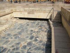 Via Domitia (également sur communes de Redessan et Jonquières-Saint-Vincent, dans le Gard, et Castelnau-le-Lez, dans l'Hérault) -