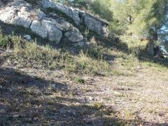 Via Domitia (également sur communes de Redessan et Jonquières-Saint-Vincent, dans le Gard, et Castelnau-le-Lez, dans l'Hérault) -  Ambrussum is a Roman archaeological site in Villetelle, near Lunel, Hérault, the Via Domitia which led over the Pont Ambroix, ran at the foot of the settlement. Here we find a staging post complex.