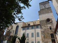 Ancienne église Saint-Pierre - Français:   Église Saint-Pierre de Pont-Saint-Esprit