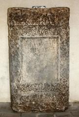 Hôtel de ville - English:   Gallo-Roman stele.