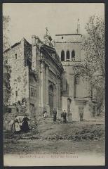 Chapelle des Pénitents, ancienne église paroissiale Saint-Jean-Baptiste -