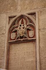 Ancienne abbaye Saint-Aphrodise - Français:   Intérieur de la Basilique Saint-Aphrodise de Béziers