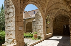 Ancienne cathédrale, actuelle église paroissiale Saint-Fulcran -