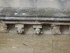 Cathédrale Saint-Pierre - Català: Catedral de Saint-Pierre (Montpeller)
